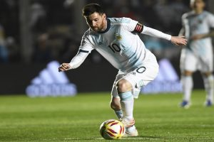 Hopeful Lionel Messi keen to end Argentina title drought