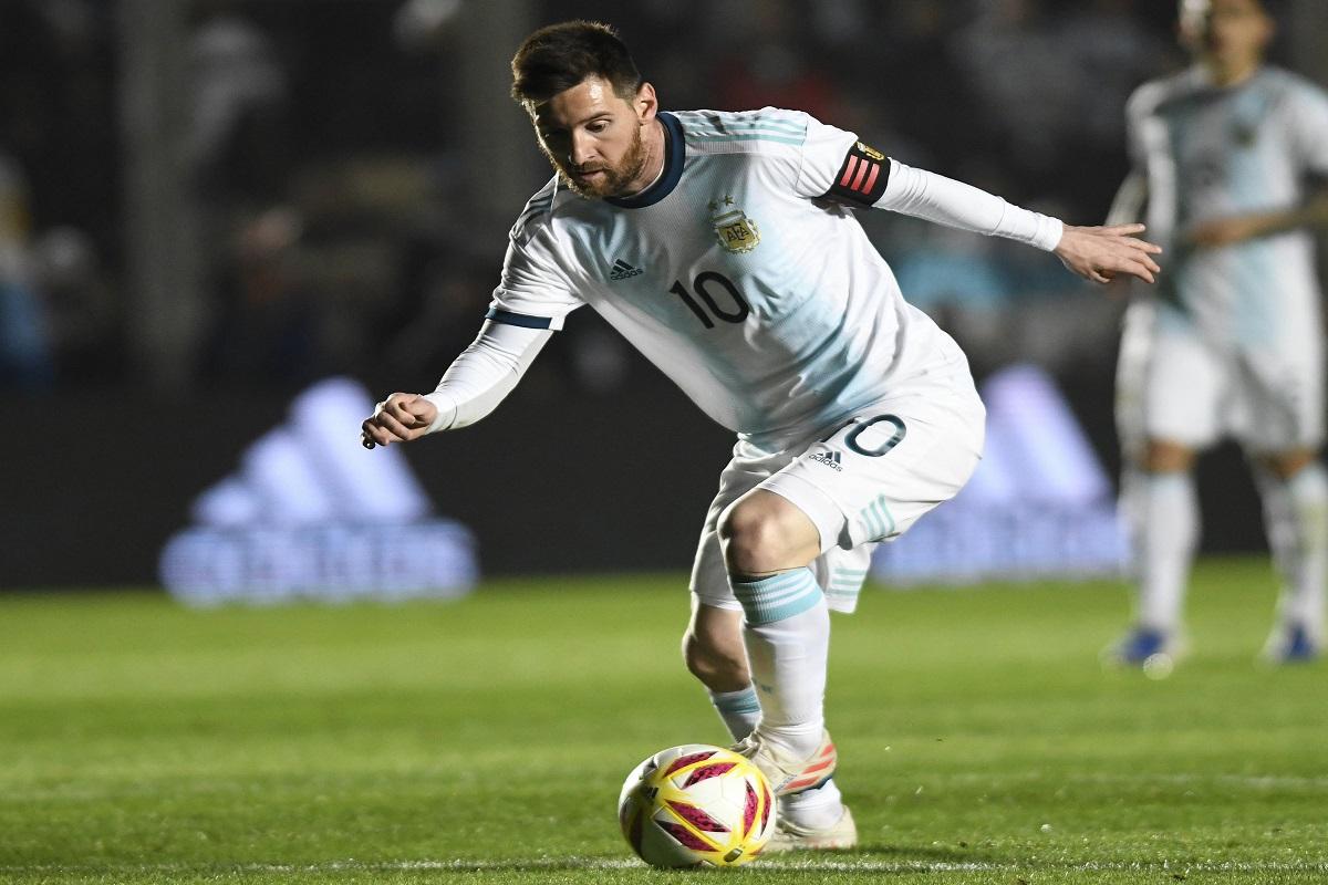 Messi, Argentina, Copa America, Barcelona, Football