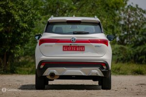 MG Hector launched in India, competes with Tata Harrier, Jeep Compass & Hyundai Tucson