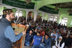 PDP endorses Mirwaiz's call for curbing drug abuse in J&K