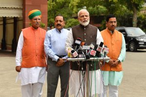 Numbers don't matter, Oppn must actively participate: PM Modi ahead of first Lok Sabha session