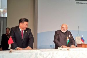 As PM Modi likely to raise terrorism issue at SCO, China says don't target Pakistan