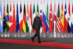 Modi holds bilateral talks with G20 leaders, invited as chief guest for international summit