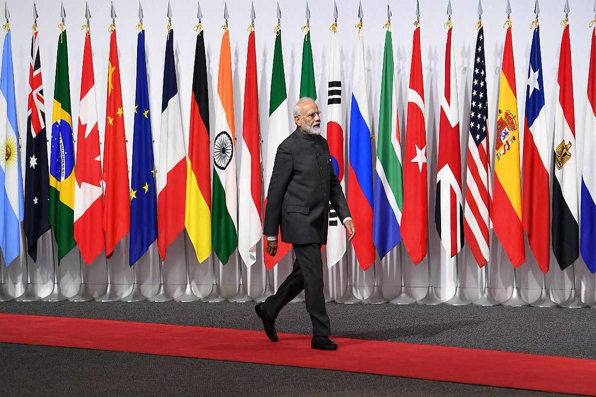 G20 Summit, Narendra Modi