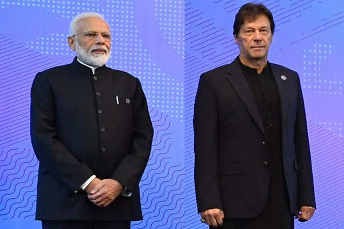Imran Khan, Narendra Modi