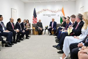 PM Modi, Trump discuss Iran, trade, defence, 5G ahead of G20 Summit; S-400 deal not mentioned