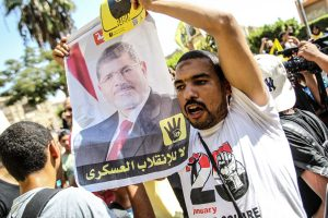 Former President of Egypt Mohammed Morsi dies in court while facing trial