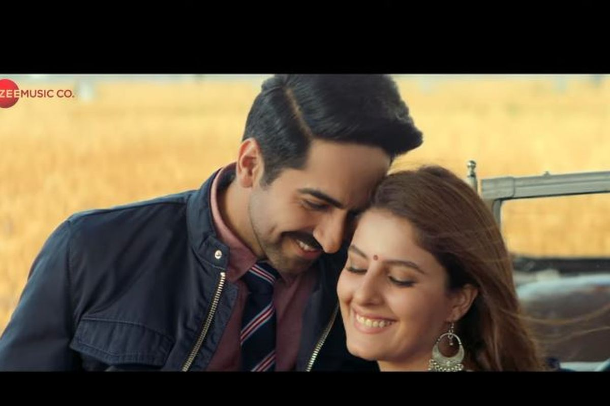 Article 15 first romantic track 'Naina Yeh' featuring Ayushmann Khurrana out