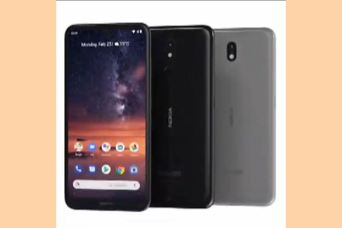 Nokia 3.2: big screen and big battery