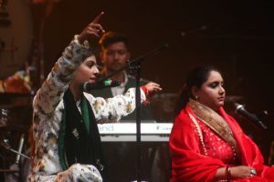 Nooran Sisters youngest sibling launches first song 'Ishq da charkha'