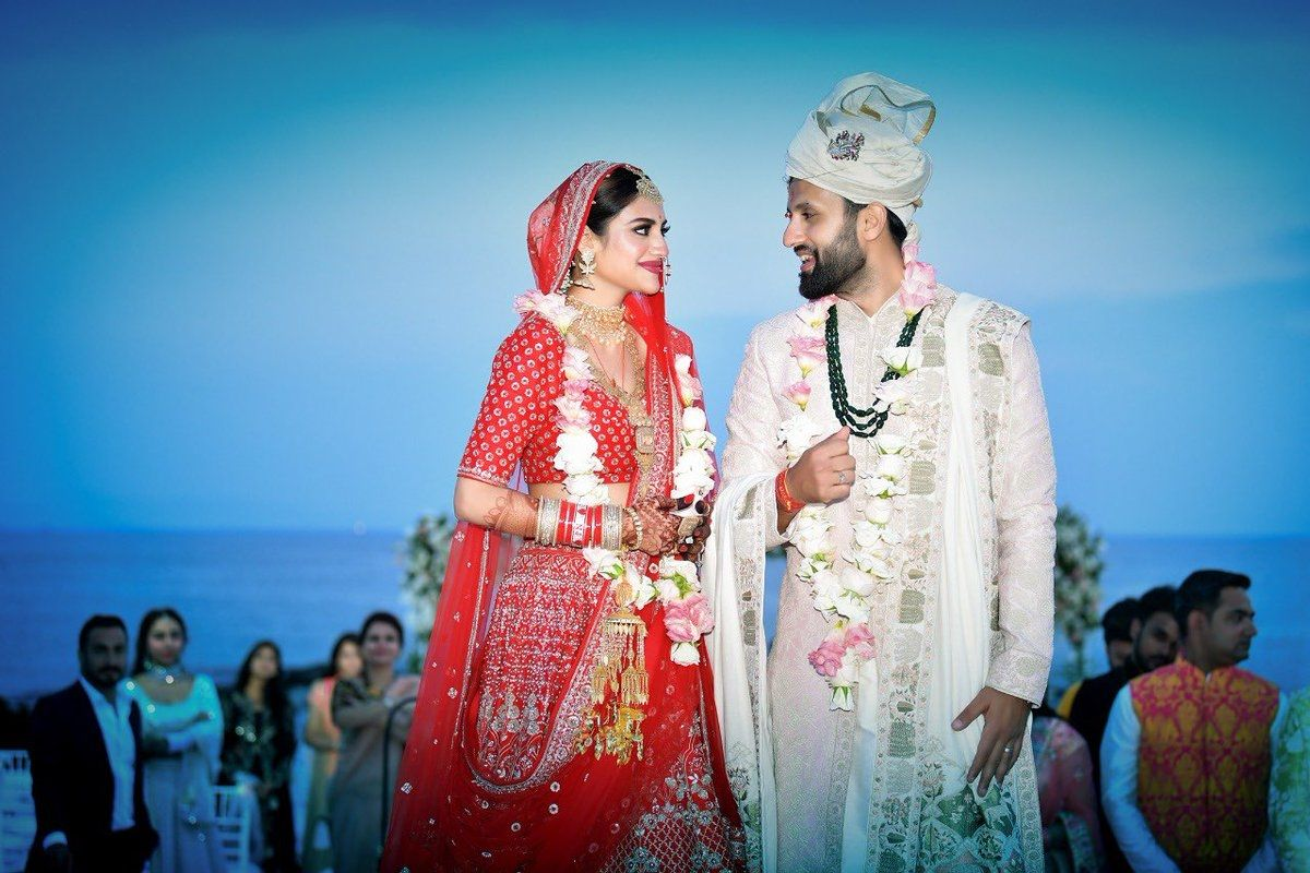 Bengali actress-cum-MP Nusrat Jahan ties the knot in Turkey