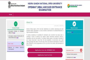 IGNOU OPENMAT 2019: Registration process to end soon, apply by July 1 at ntaignou.nic.in