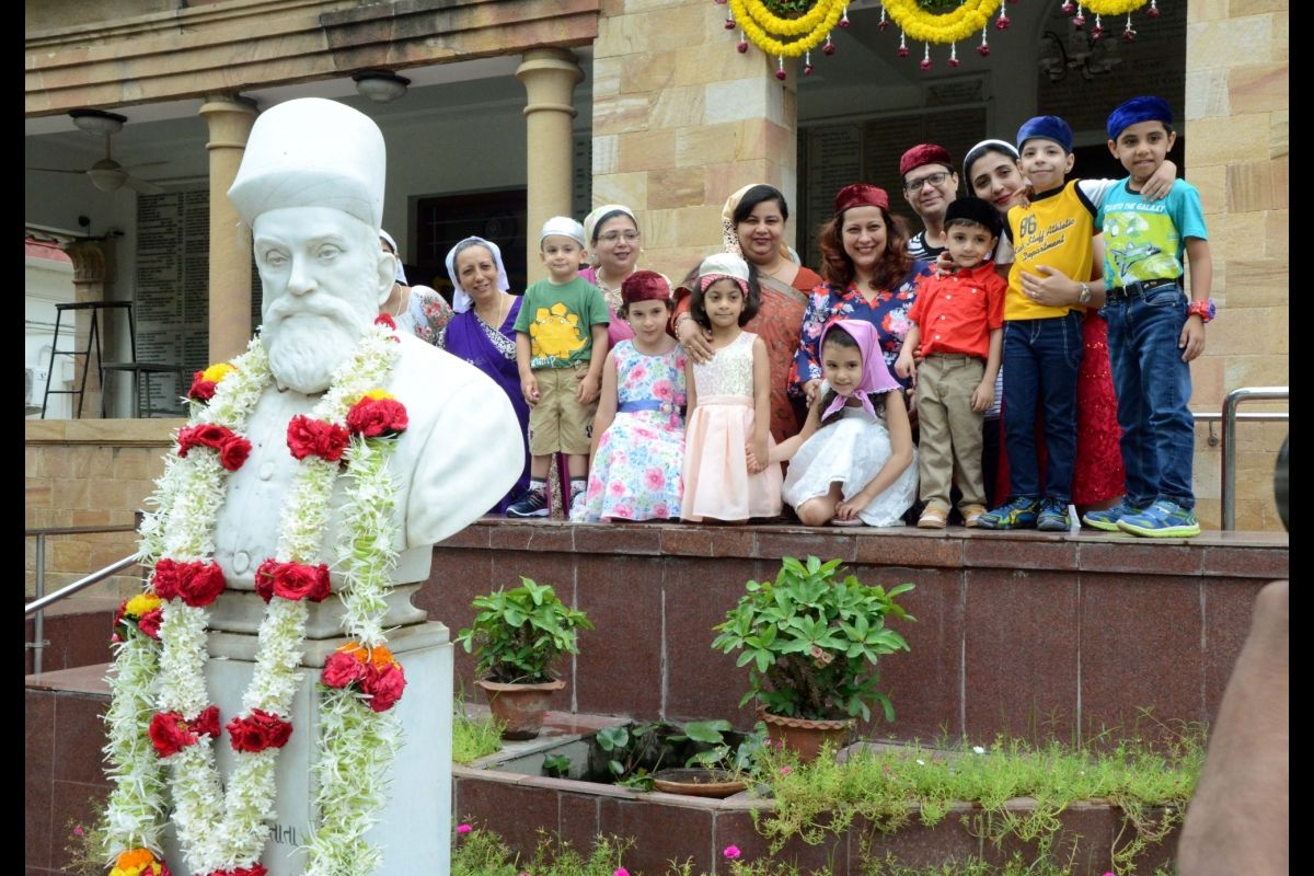 Parsi New Year, Zoroastrian, Gujarat, Maharashtra, Parsi families, milk, sandalwood, water, flowers, fruits, agiary