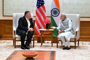 Modi expresses commitment to achieving full potential of Indo-US ties