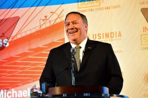 Ahead of Pompeo's India trip, US lawmaker asks to raise almond tariff issue