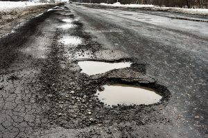 Mangalpur-Tomka road a 'deathtrap' full of potholes