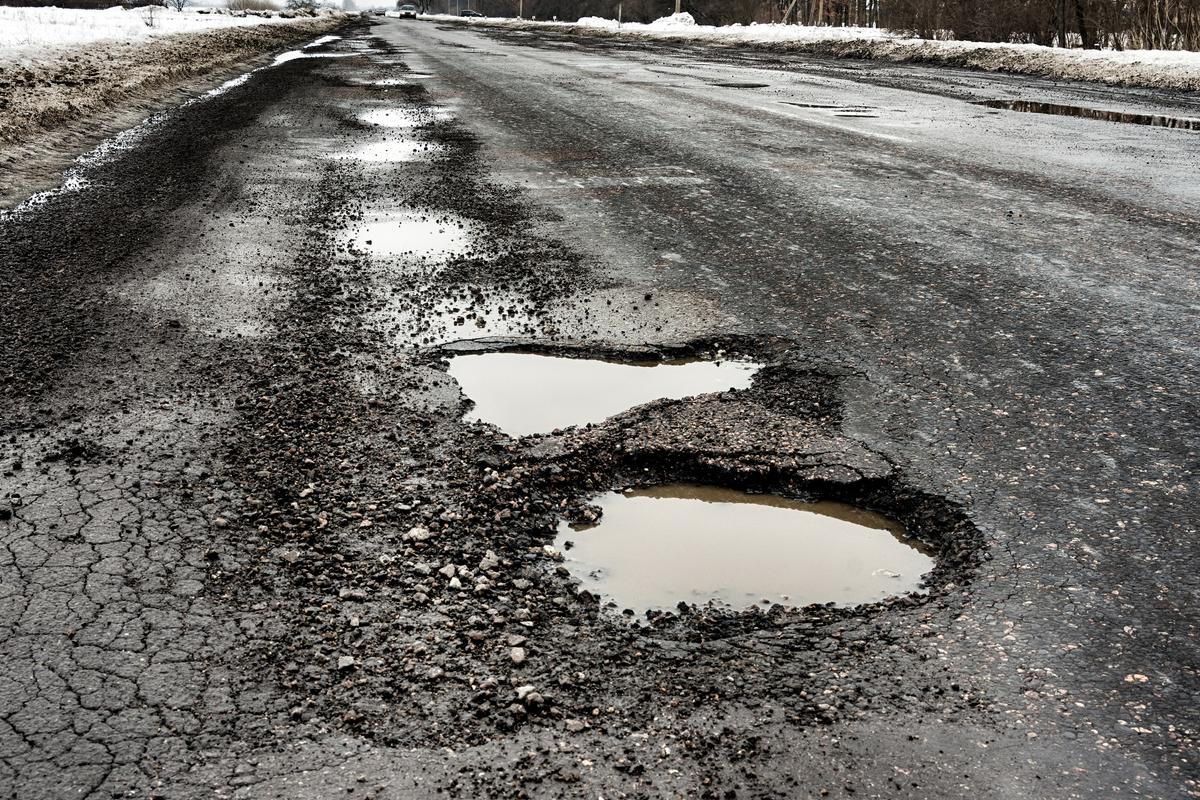 pre-monsoon repair, Mangalpur-Tomka road, Naveen Patnaik, PWD
