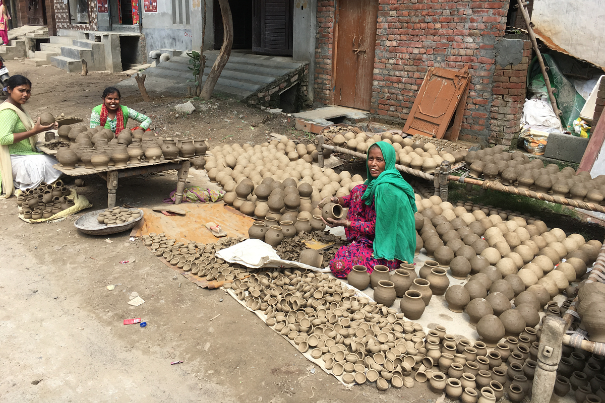 The dying culture of pottery in India