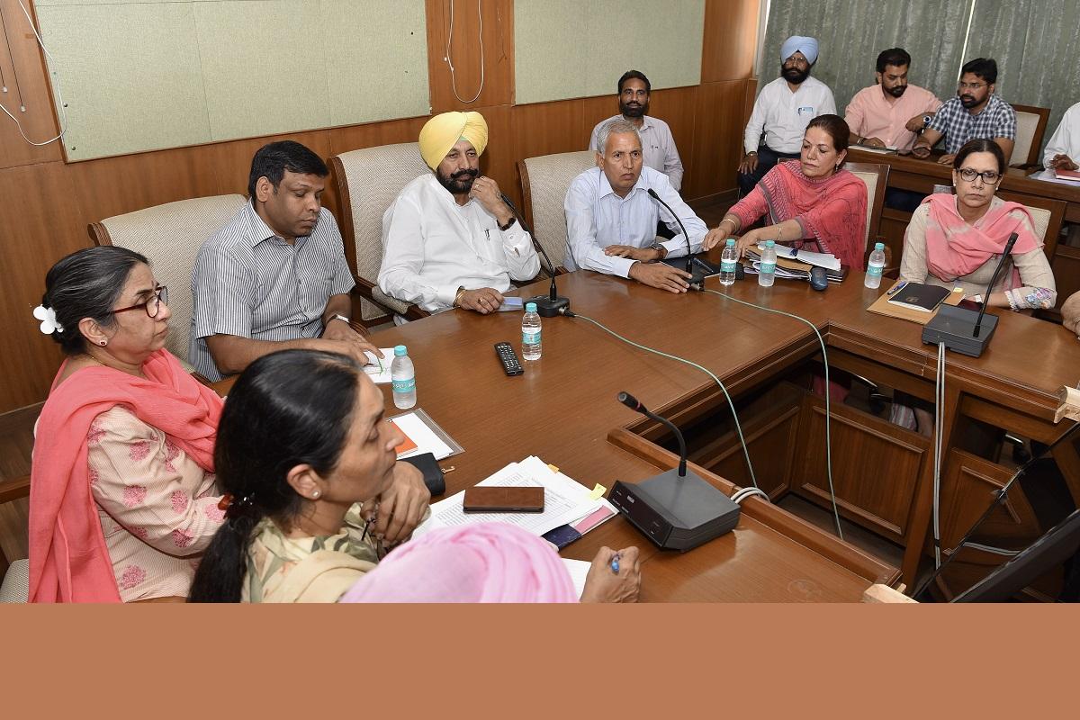 Punjab, Chandigarh, Balbir Singh Sidhu, ESI hospitals
