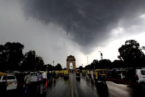 Rains likely in Delhi today evening, heatwave to end: IMD