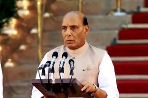 Defence Minister Rajnath Singh speaks to US counterpart to 'work together more closely'