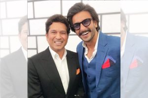 Ranveer Singh fan boy moments with Sachin Tendulkar, Vivian Richards and Sunil Gavaskar