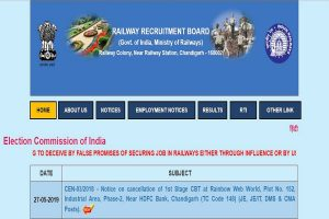 RRB NTPC admit cards 2019 to be released soon at rrbcdg.gov.in | Here's how to download