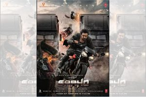 Prabhas, Shraddha Kapoor starrer Saaho teaser crosses 60 million views in just one day