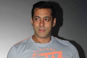 Superstar Salman Khan works towards 'being flexible'