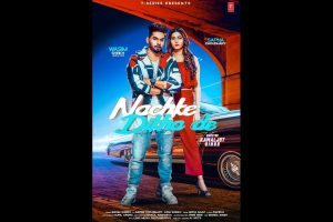 Sapna Chaudhary and Punjabi singer Wasim Sheikh's new song Nachke Dikha de is out!