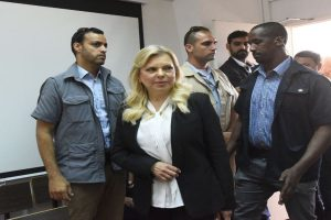 Israeli PM's wife Sara Netanyahu convicted of misusing public funds