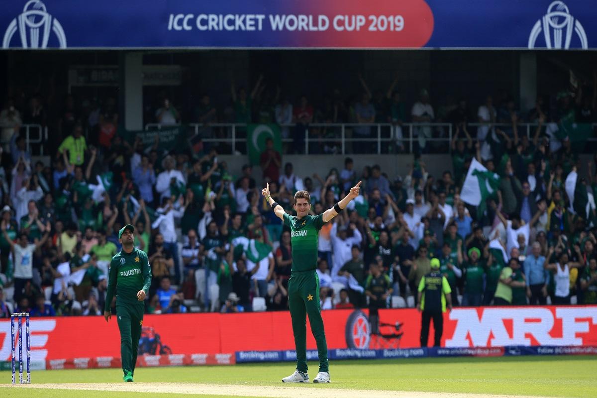 Shaheen Afridi, World Cup 2019, John Blain, Gulbadin Naib