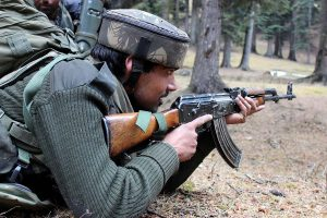 4 Ansar Gazwatul Hind terrorists killed in Shopian encounter