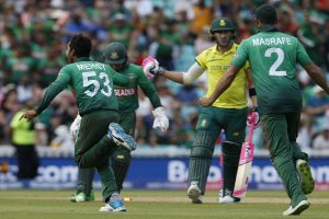 South Africa on brim of unwanted record against India in World Cup clash