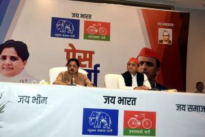 'Will fight all future elections on our own': Mayawati confirms end of SP-BSP alliance