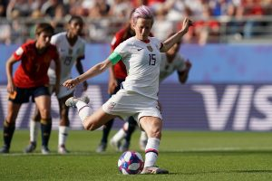 US edge past Spain to advance to Women's World Cup quarters