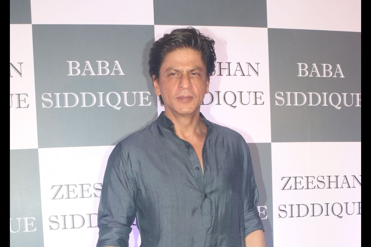 Shah Rukh Khan, Melbourne, Indian Film Festival of Melbourne, Premier of Victoria, Daniel Andrews, Mitu Bhowmick Lange, Chak De! India, Martin Foley