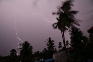 One killed, 99 injured in massive Nepal storm