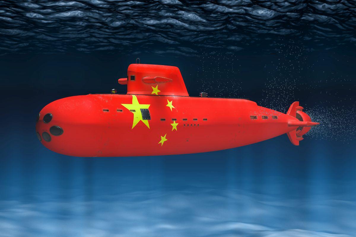 JL-3, SLBM, China