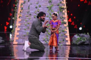 Rupsa Batabyal, 6, wins 'Super Dancer – Chapter 3'