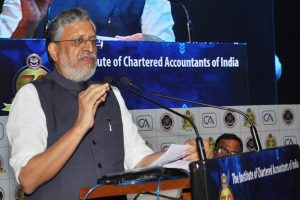 New GST return filing system to simply process: Sushil Modi