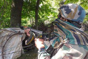 Two militants shot dead in J&K gunfight