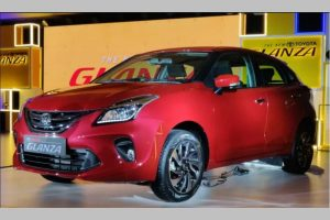 Toyota launches Glanza in India at Rs 7.22 Lakh