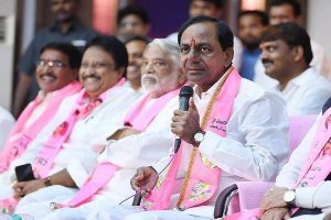 Setback for Congress in Telangana as 12 MLAs seek merger with TRS