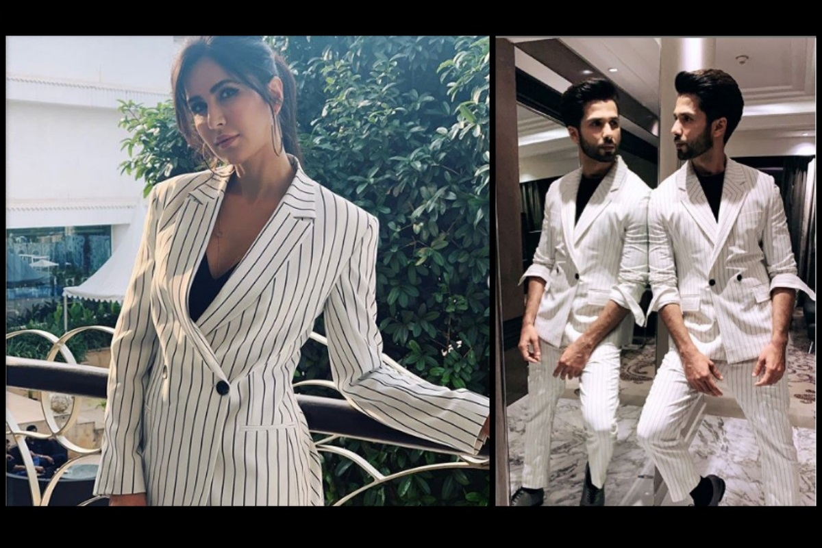 Shahid Kapoor, Katrina Kaif, Bharat, Kabir Singh, Sandeep Vanga, Sooryavanshi, Akshay Kumar, Rohit Shetty, Anushka Sharma, Bharat