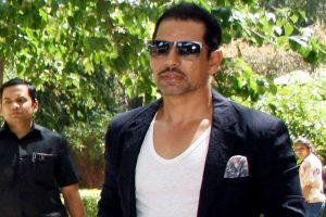 CBI court allows Robert Vadra to travel abroad, except UK for 6 weeks
