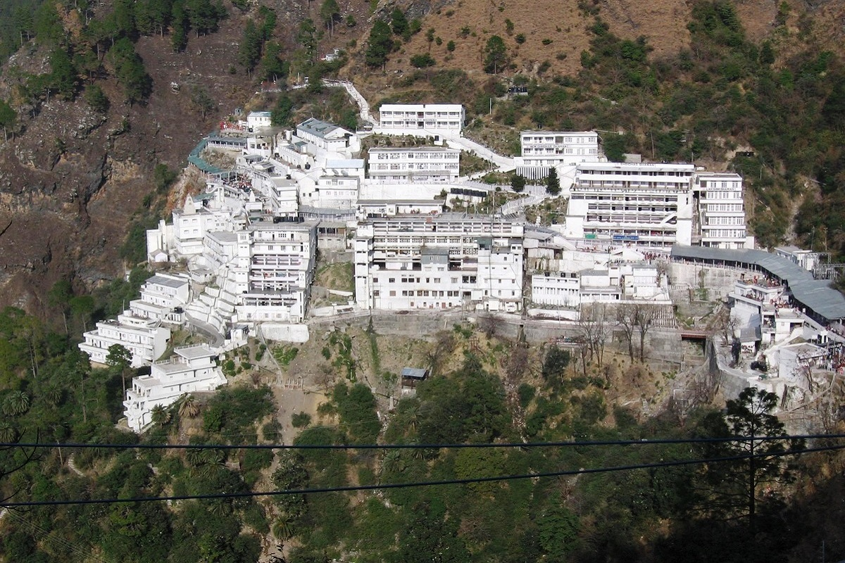 After Pulwama attack, highest number of Vaishno Devi pilgrims registered on single day