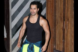 Hip-hop has always been close to me: Varun Dhawan