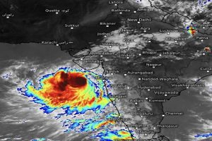 Cyclone Vayu changes course overnight, won't hit Gujarat, says IMD, advises to stay alert