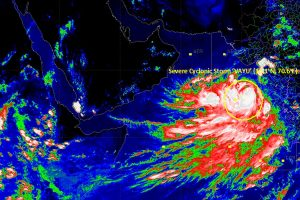 Cyclone Vayu to recurve again, likely to hit Gujarat on June 17: Government